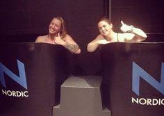 Duo Ice Bath Tub