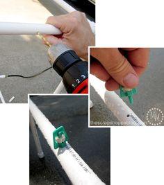 {BEST} PVC Pipe Car Wash Tutorial! - The Scrap Shoppe