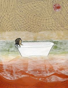1000+ images about Baths - in Art & Illustration on Pinterest ...