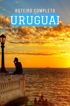 Roteiro no Uruguai: Tudo que você precisa pra percorrer de carro as melhores cidades e pontos turísticos do país.