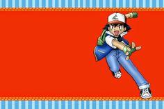 invitaciones de pokemon para imprimir 8