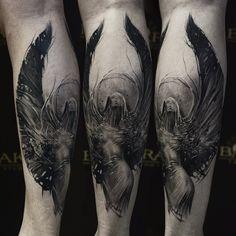 Mysterious tattoo by Shevchenko Evgeny...