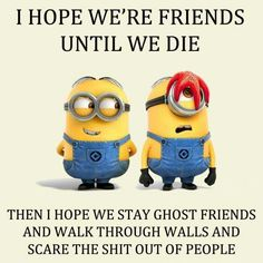 Top 40 Funniest minions memes #Humors