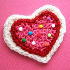 Cookie brooches instantly add a touch of sugar to any sweater, jacket, or bag. Use your favorite...