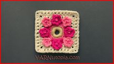 I created this Flower Bunch Granny Square design to add to our 365 Days of Granny Squares project. It uses variety of crochet stitches to create a garden-like look with the flowers in the round! I …