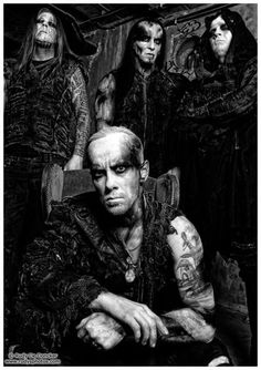 Behemoth - Internationally popular Polish Death Metal Band