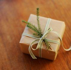 MamaYka: Новогодняя упаковка подарков своими руками