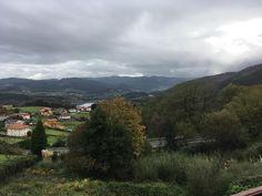 Vista desde Muros de Nalón #Asturias