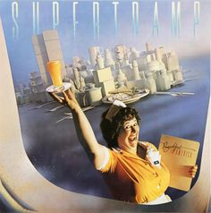 21 of the Best Album Covers of All Time: Supertramp - Breakfast In America (1979)