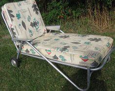 Retro Aluminum Patio Furniture summerland vintage patio furniture-mint | town & country event