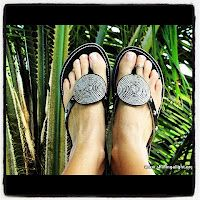 These sandals look Hot! Feel Great! and Empower Women in Tanzania! WOW!