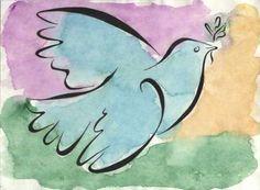 Picasso Dove