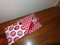 Sleeping Bag for Elf On A Shelf