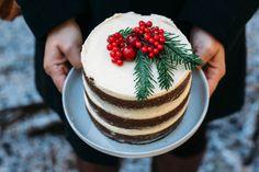 Gingerbread Cake | forktobelly.com