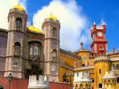 Pena Palace - Sintra - Visit with ON Tours