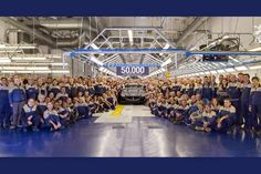 Maserati produces 50,000th car at Grugliasco, celebrates 100th birthday