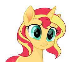 #1576094 - artist:alina-brony29, eye, eyes, movie accurate, movie style, my little pony, my little pony: the movie, pony, safe, solo, spoiler:my little pony movie, sunset shimmer - Derpibooru - My Little Pony: Friendship is Magic Imageboard