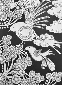 Amazon Prime Now: Creative Haven Midnight Forest Coloring Book: Animal Designs…