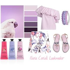 baby by ilaria-lookmaker on Polyvore featuring moda, Boohoo, Ice, Crabtree & Evelyn and Seed Design