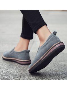 25a7f0e6c8b 2018 Autumn Women Classic Flat Shoes Comfortable Round Toe Leisure Sho –  POPKEEP