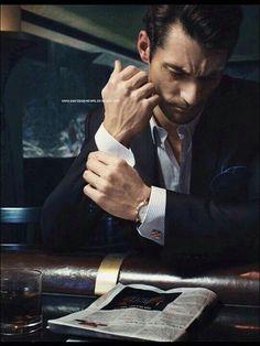 David Gandy as Gabriel Emerson David Gandy, Suit Man, Jarrod Scott, La Mode Masculine, Dolce E Gabbana, Mans World, Gentleman Style, True Gentleman, Emerson