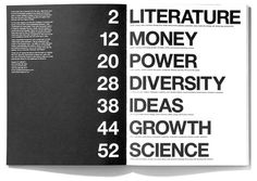Table of Contents Showcase