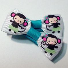 Hair Bows from etsy