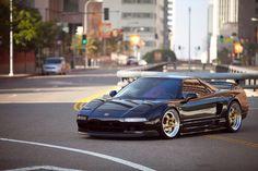 Honda NSX dream