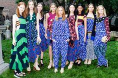 Garden Girls: Stella McCartney's Resort 2015 Party