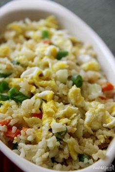 Egg fried is a quick Chinese fried rice recipe which you can make at home in minutes. Super delicious, quick and easy egg fried rice does not need many ingredients