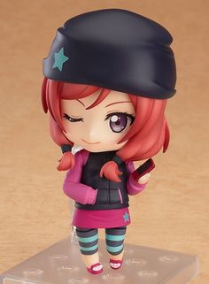 Love Live! School Idol Project - Nishikino Maki - Nendoroid - Training Outfit Ver. (Good Smile Company) http://www.sukipan.com/Anime-Figuren/Nendoroid/Love-Live--Nishikino-Maki-Nendoroid-Training-Outfit-Ver--Good-Smile-Company.html #LoveLive #LoveLiveSchoolIdol #Anime #Manga #Sukipan #Nendoroid #NishikinoMaki #GoodSmileCompany