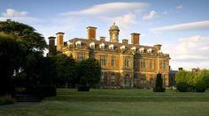 Sudbury Hall and the National Trust Museum of Childhood...Sudbury, Ashbourne, Derbyshire, DE6 5HT