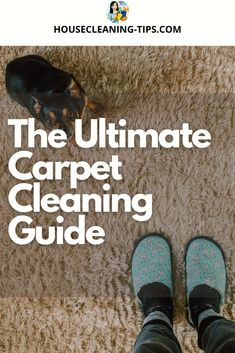 The Ultimate Carpet Cleaning Guide: Discover What It Takes To Keep Your Carpet Looking Good. #carpetcleaning Weekly House Cleaning, House Cleaning Checklist, Cleaning Hacks, Steam Clean Carpet, How To Clean Carpet, Clean Refrigerator, Stain Remover Carpet, Commercial Carpet, Best Vacuum