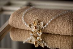 Stretch Knit Wrap and Tieback Set Newborn Photo by ItsyBitsyBlooms, $32.00