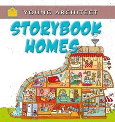 Storybook Homes by Gerry Bailey, available at Book Depository with free delivery worldwide. Fiction Books For Kids, Storybook Homes, Traditional Tales, Build A Better World, Storybook Characters, Ford, Young Adult Fiction, Science Curriculum, Fairytale Castle