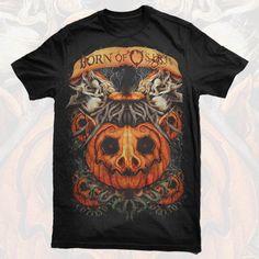 Born of Osiris - Halloween 2012 Shirt