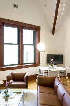 Wilkhahn's Classically Modern Chicago Office & Showroom