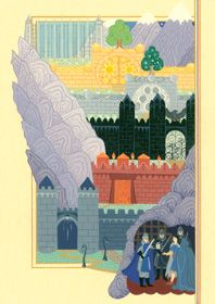The seven Gates of Gondolin by Ruth Lacon
