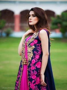 Mina Hasan Party Wear Collection 2013 for Women 001