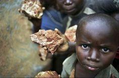 Gisement d'or en République démocratique du Congo ©Tineke D'haese/Oxfam Solidarité