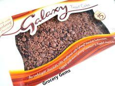New Galaxy Treat Cake at Asda