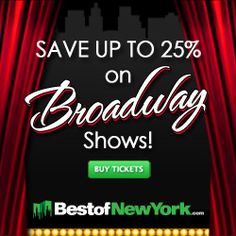 Broadway Shows | Broadway Show Tickets | New York Vacation Club