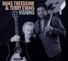 Visions [Vinyl LP] - Hans Theessink & Terry Evans
