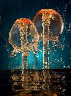 Gocce d'acqua a regola d'arte