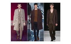 Tendances mode de l'automne-hiver 2015-2016 : Camaïeu de brun