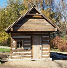 View our photo gallery of projects where we have rebuild and restored antique log cabins. Rustic House Plans, Cabin Plans, Rustic Cabins, Log Cabins, Hunting Cabin, Pine Floors, Workshop Ideas, Log Homes, Barns