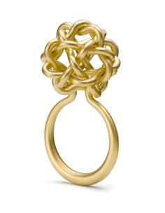 The Sphaira ring by BETTINA GEISTLICH-CH