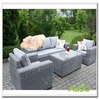 Audu comercial al aire libre del patio trasero Muebles de jardín