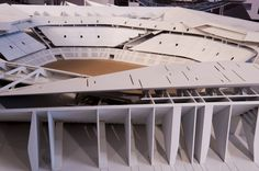 Salvaged Stadium: Harvard GSD Student Yaohua Wang's Proposal for Post-Olympic Adaptation