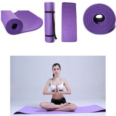 15mm no slip yoga mat - Ebay Best yoga mat ever!!